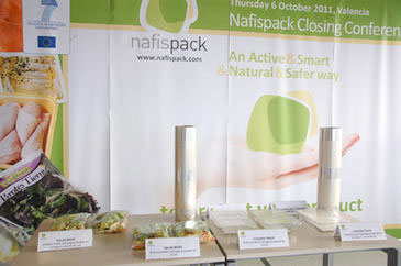 Proyecto europeo Nafispack financiado por el 7ª Programa Marco